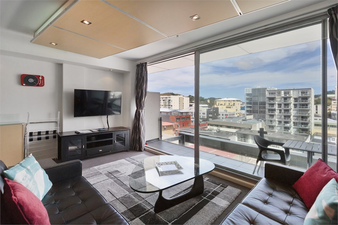 Awesome Central Wellington Apartment - Wellington Central ...