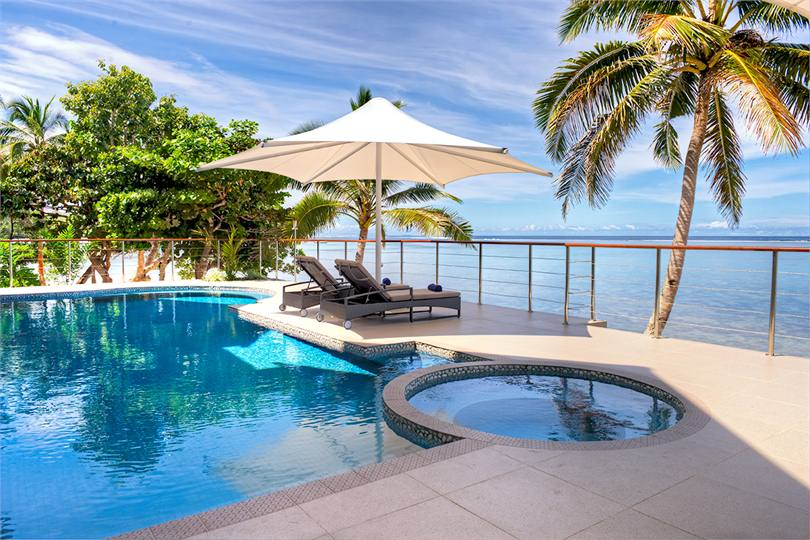 coral coast holiday homes  accommodation rentals  baches beachfront house rental maui