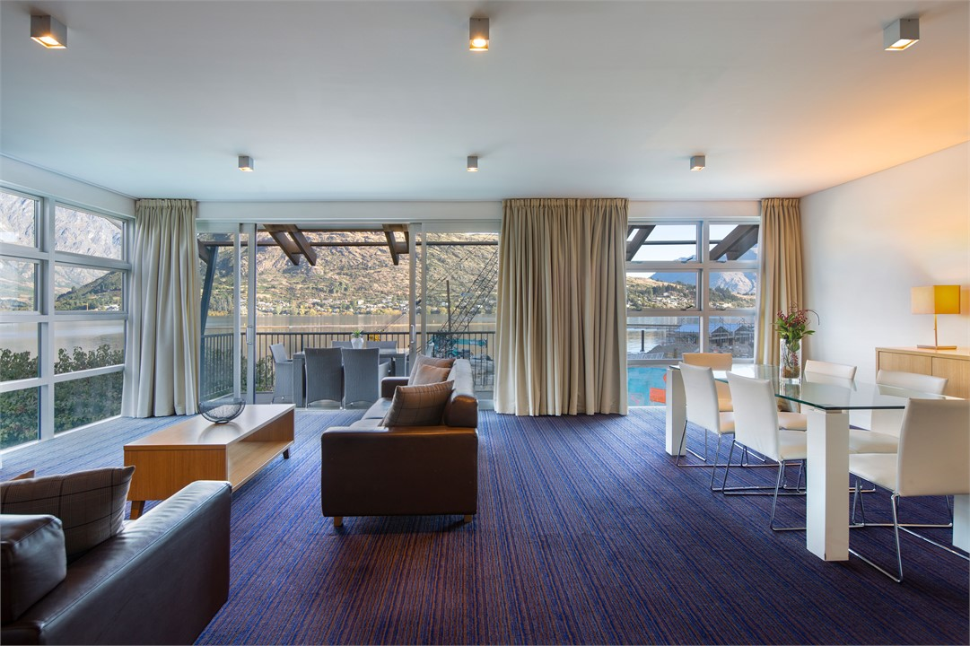Marina 3 Bdrm Apartment 6 with Views - Queenstown for rent ...