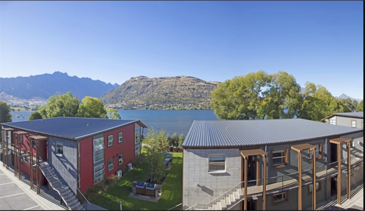 Marina Studio 305A - Queenstown Apartment for rent ...