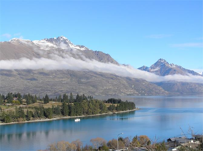 Queenstown apartment accommodation panorama prime for Panorama terrace queenstown