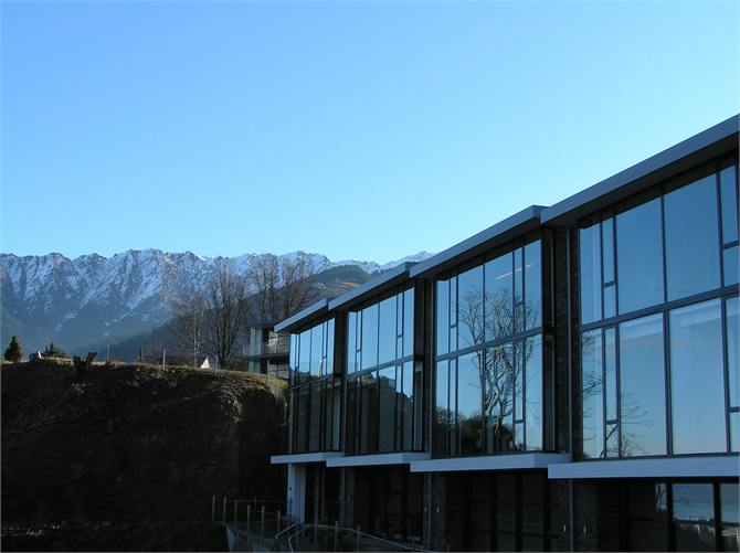 Panorama prime queenstown apartment for rent holiday for 29 panorama terrace queenstown