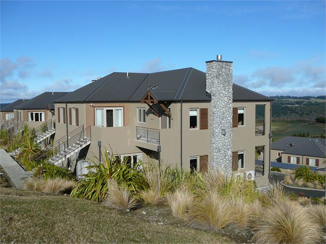 Terrace downs villa accommodation mt hutt highview at for Terrace downs