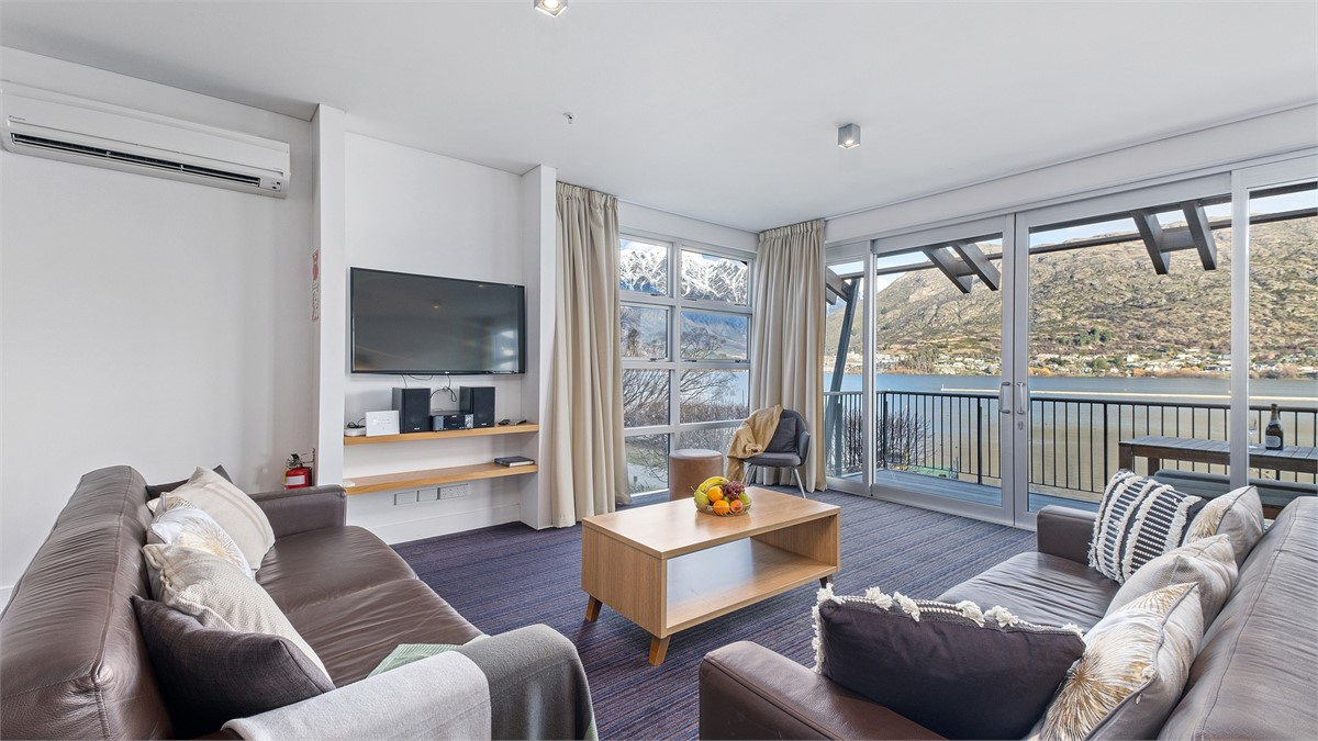 Marina Quarters 206B - Queenstown Apartment for rent ...