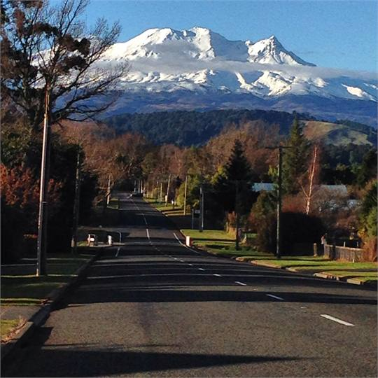Rugen Lodge Ohakune: Ohakune Holiday Home For Rent