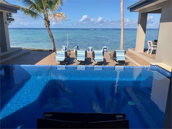 Out Of The Blue Fiji Ious Beach House On Waters Edge C Coast For Holiday Houses