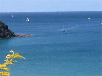 Russell holiday homes  accommodation rentals  baches and vacation     Seaview new to the NZ rental market