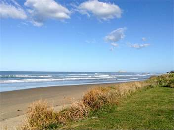ocean beach holiday homes accommodation rentals baches and